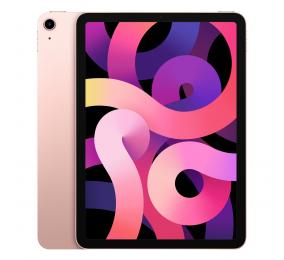"Apple iPad Air (2020) 10.9"" Wi-Fi + Cellular 256GB Rosa-Dourado"