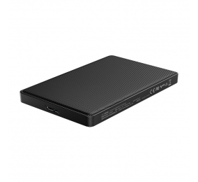 "Caixa Externa 2.5"" Orico 2169U3 SATA I/II/III para USB 3.0 Micro-B Preta"