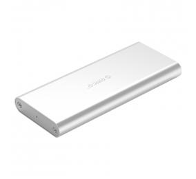 Caixa Externa M.2 Orico M2G-C3 SSD M.2 NGFF USB 3.1 Type-C Cinza