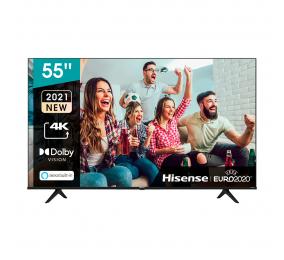 "Televisão Hisense 55A6G SmartTV 55"" LED 4K UHD"