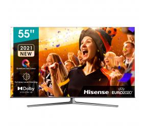 "Televisão Hisense 55U8GQ SmartTV 55"" LED 4K UHD"