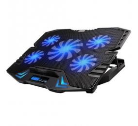 "Base Ewent Notebook Cooling EW1259 c/ 2 x USB até 17"""