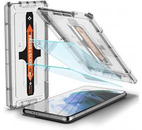Vidro Temperado Spigen EZ Fit Galaxy S21+ (2-Pack)