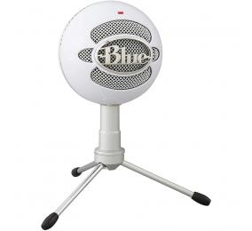 Microfone Blue Snowball iCE USB Branco