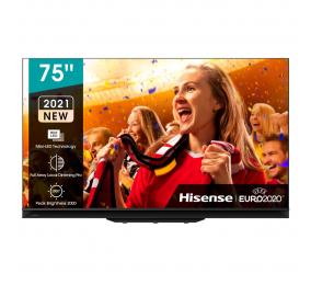 "Televisão Hisense 75U9GQ SmartTV 75"" Mini-LED 4K UHD"