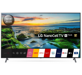 """Televisão Plana LG Nano99 75NANO996NA SmartTV 75"""" NanoCell 8K UHD"""