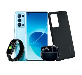 "Smartphone Oppo Reno 6 Pro 5G 6.55"" 12GB/256GB Dual SIM Arctic Blue"