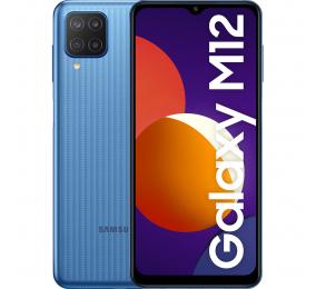 """Smartphone Samsung Galaxy M12 6.5"""" 4GB/64GB Dual SIM Azul"""