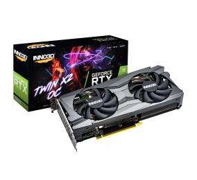 Placa Gráfica INNO3D GeForce RTX 3060 TWIN X2 12GB GDDR6 OC