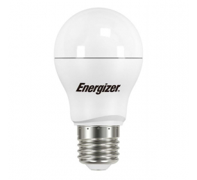 Lâmpada Energizer LED Branco Quente GLS E27 5.5W/40W 470Lumens 3000K