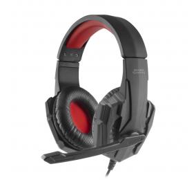 Headset Mars Gaming MH020 Preto