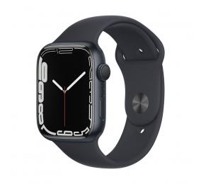 Apple Watch Series 7 GPS 45mm Alumínio Meia-Noite c/ Bracelete Desportiva Meia-Noite