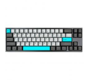 Teclado Mecânico Ducky MIYA Pro Moonlight TKL PC/MAC MX Speed Silver White LED 65% PBT (PT)