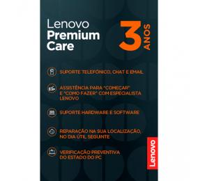 Extensão de Garantia Lenovo Premium Care 3 Anos