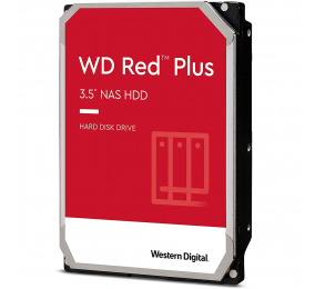 "Disco Rígido 3.5"" Western Digital Red Plus 10TB 7200RPM 256MB SATA III"