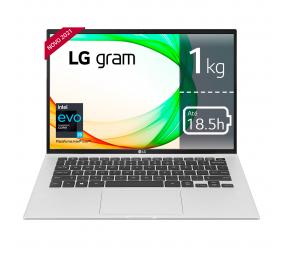 "Portátil LG gram 14Z90P 14"" WUXGA | i5-1135G7 | 8GB RAM | SSD 256GB | W10 Home"