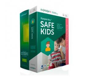 Software Kaspersky Security p/Android 2U+SKids 1U Bundle Box