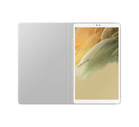 Capa Samsung Galaxy Tab A7 Lite Book Cover Prateada