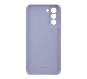 Capa Samsung Silicone Cover Samsung Galaxy S21 Violeta