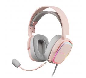 Headset Mars Gaming RGB MHAX Rosa