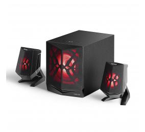 Colunas Edifier X230 Gaming 2.1 Bluetooth 28W RMS Pretas