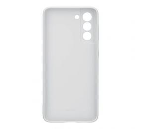 Capa Samsung Silicone Cover Samsung Galaxy S21 Light Gray