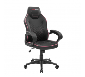 Cadeira Gaming Mars Gaming MGCX One Premium Preta/Rosa