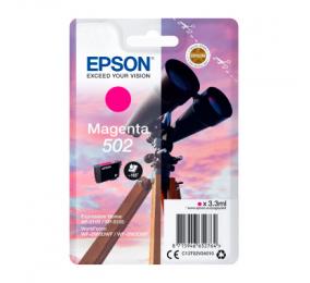 Tinteiro Epson Original Singlepack Magenta 502 Ink