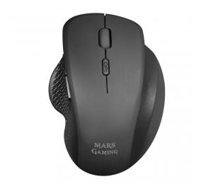 Rato Óptico Mars Gaming MMWERGO 3200DPI Wireless Preto