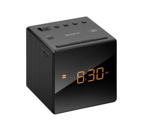 Rádio Despertador Sony ICF-C1 FM/AM Preto