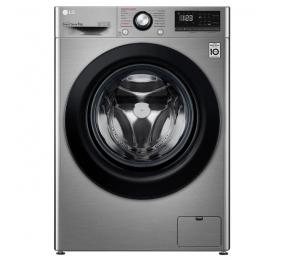 Máquina de Lavar Roupa LG F4WV3008S6S 8kg 1400RPM C Inox