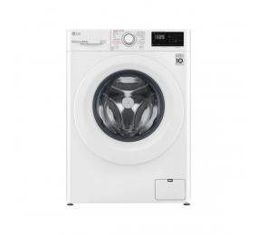 Máquina de Lavar Roupa LG F2WV3S85S3W 8.5kg 1400RPM C Branca