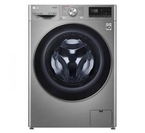 Máquina de Lavar Roupa LG F4WV5009S2S 9kg 1400RPM B Inox