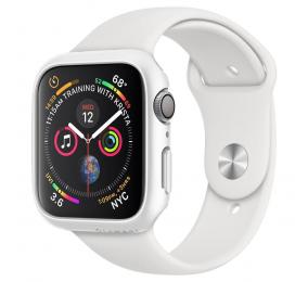 Capa Spigen Thin Fit Apple Watch 4/5 44mm Branca
