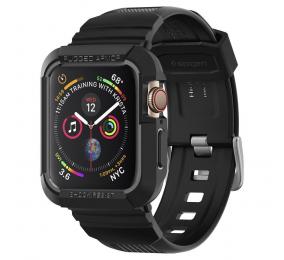 Capa Spigen Rugged Armor Pro Apple Watch Series SE / 6 / 5 / 4 44mm