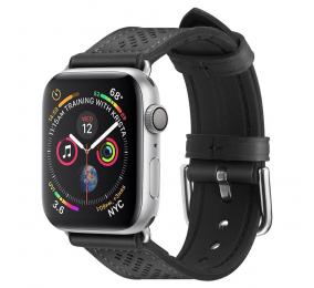 Bracelete Spigen Retro Fit Band Apple Watch 1/2/3/4/5 38/40mm Preta