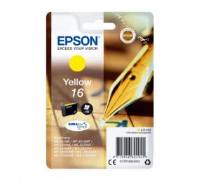 Tinteiro Epson Original 16 DURABrite Ultra Amarelo