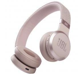 Headphones JBL Live 460NC Bluetooth Rosa