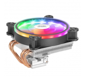 Cooler CPU Mars Gaming MCPU220 RGB Preto