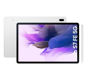 """Tablet Samsung Galaxy Tab S7 FE 12.4"""" 6GB/128GB Wi-Fi+5G Mystic Silver"""