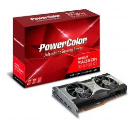 Placa Gráfica Powercolor Radeon RX 6700 XT 12GB GDDR6