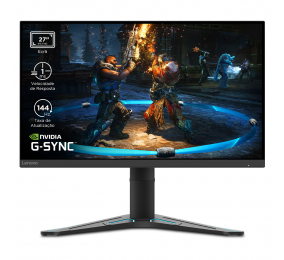 "Monitor Lenovo Gaming G27-20 IPS 27"" FHD 16:9 144Hz FreeSync / G-Sync Compatible"