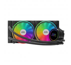 Water Cooler CPU Mars Gaming ML240 RGB 120mm Preto