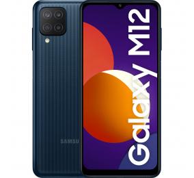 "Smartphone Samsung Galaxy M12 6.5"" 4GB/64GB Dual SIM Preto"