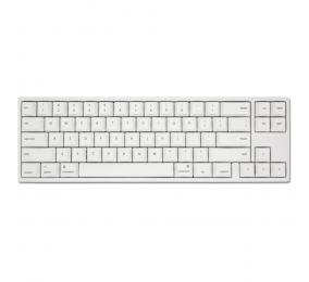 Teclado Mecânico Ducky MIYA Pro MAC TKL MX Speed Silver White LED 65% PBT (PT)