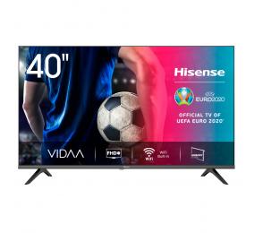 """Televisão Plana Hisense Série A5600F SmartTV 40"""" LED FHD"""