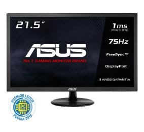 "Monitor Asus VP228QG TN 21.5"" FHD 16:9 75Hz FreeSync"