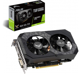 Placa Gráfica Asus GeForce GTX 1660 TUF Gaming 6GB