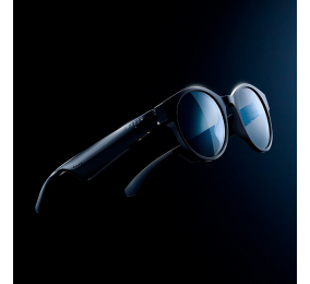 Óculos Razer Anzu Smart Glasses, Round Design, Size S/M, Blue Light