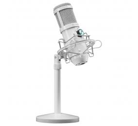 Microfone Mars Gaming MMICX Pro Studio Branco